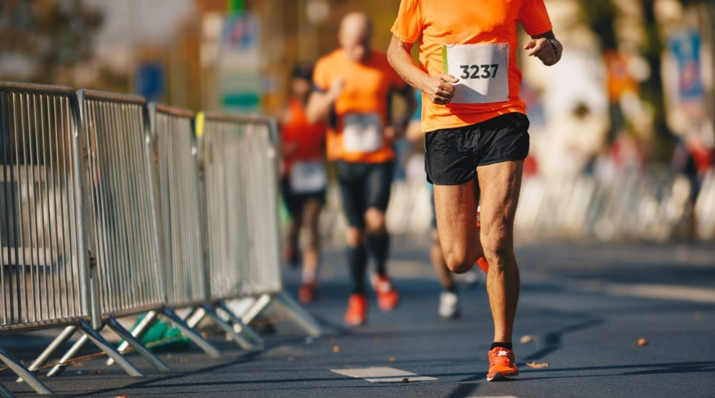 Management of the Distance Runner: Before, During and After Race Day